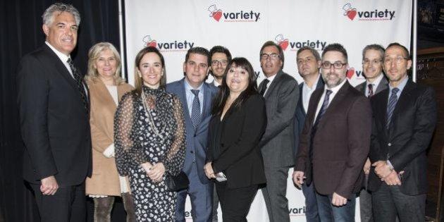 Le Huffington Post Québec - Lancement Variety-Québec 2016